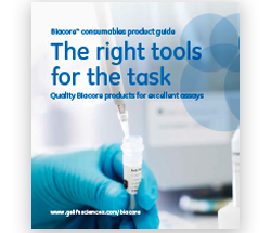 Biacore consumable selection guide (2) - the right tools for the task