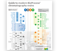 Guide to modern Bioprocess Chromatography resins